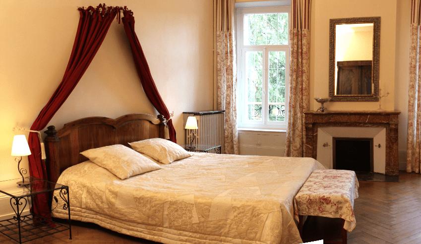Chambre Belle époque (1)