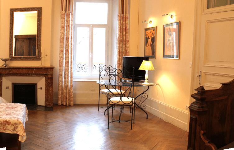 Chambre Belle époque (4)